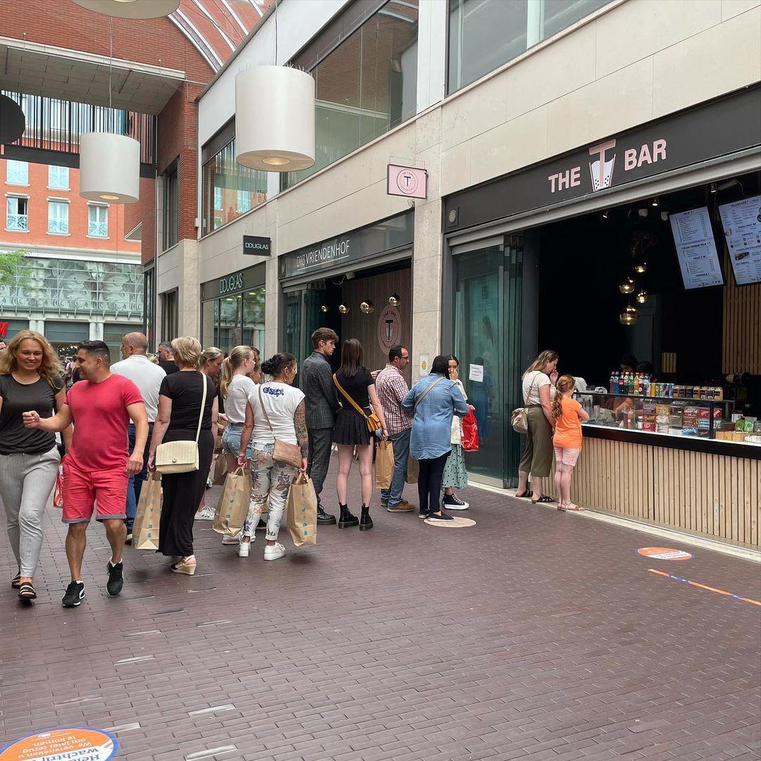 The T Bar Dordrecht